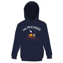 Sweat Capuche Enfant Troyes Hockey Club